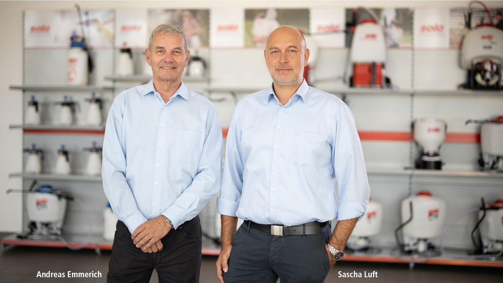SOLO mit Umsatzplus und weiterem Geschäftsführer